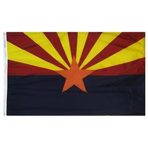 Annin - Arizona State Flag 3x5' Nylon SolarGuard