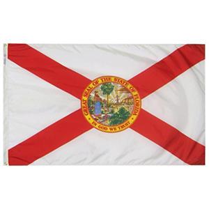 Annin - Florida State Flag 3x5' Nylon SolarGuard
