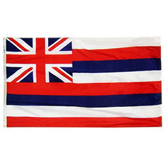 Annin - Hawaii State Flag 4x6' Nylon SolarGuard