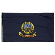 Annin - Idaho State Flag 4x6' Nylon SolarGuard