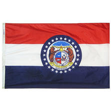 Annin - Missouri state flag 3x5 ft. Nylon SolarGuard