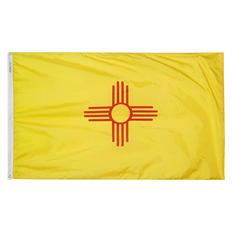 Annin - New Mexico state flag 3x5 ft. Nylon SolarGuard