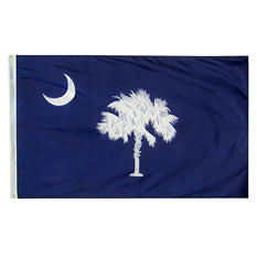 Annin - South Carolina state flag 3x5 ft. Nylon SolarGuard