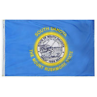 Annin - South Dakota state flag 3x5 ft. Nylon SolarGuard