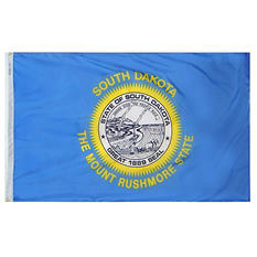 Annin - South Dakota state flag 4x6 ft. Nylon SolarGuard