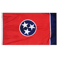 Annin - Tennessee state flag 4x6 ft. Nylon SolarGuard