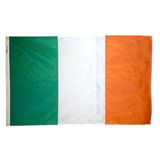 Annin - Ireland Country Flag 3x5 ft. Nylon SolarGuard