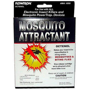 Octenol Refill Cartridges - Insect Lure - 6 pk.