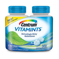 Centrum Vitamints, Cool Mint (240 ct.)