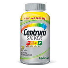 Centrum Silver Multivitamin, Adults 50+ (285 ct.)
