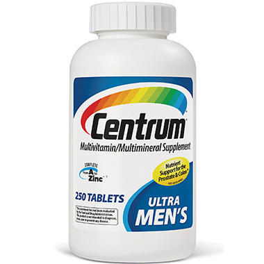 Centrum® Ultra Men's - 250 ct.