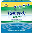Refresh Tears® Lubricant Eye Drops Multi-pack