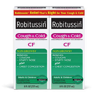 Robitussin® CF