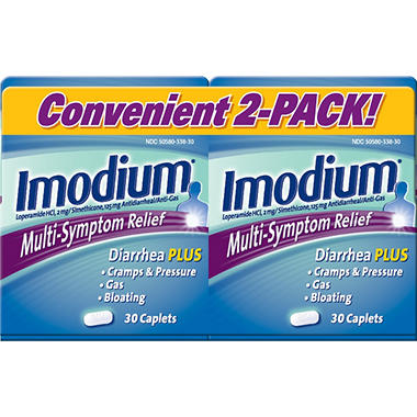 Imodium� Multi-Symptom Relief  - 2/30ct