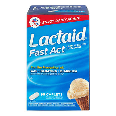 Lactaid® Fast Act - 90 ct.