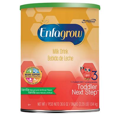 Enfagrow Premium Toddler Formula Refill, Vanilla (36.6 oz., 1 pk.)