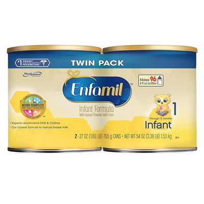 Enfamil Infant Formula (27 oz., 2 pk.)