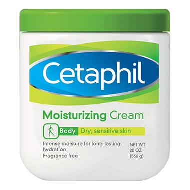 Cetaphil Moisturizing Cream (20 oz.)