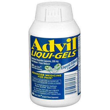 Advil� Liqui-Gels� 240 Ct.