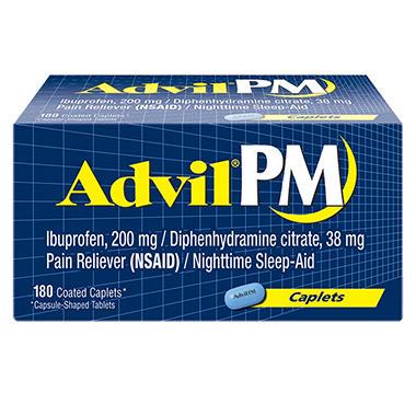 Advil PM - 180 ct.