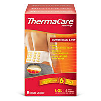 ThermaCare Heat Wrap