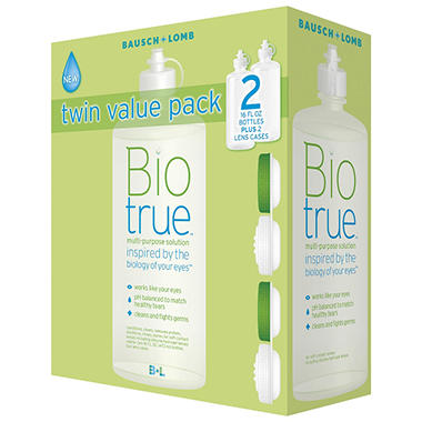 Biotrue™ Multi-Purpose Solution - 2/16 oz.