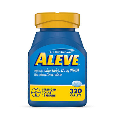 Aleve Naproxen Sodium - 320 ct.