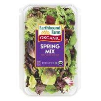 Organic Spring Mix - 1 lb.