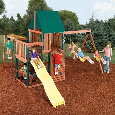 Chesapeake Swing Set