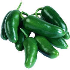 Jalapeno Peppers - 10 lbs.