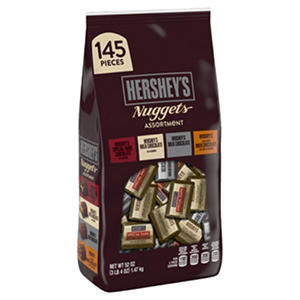 Hershey's Assorted Chocolate Nuggets (52oz.)