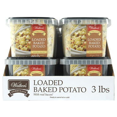 Walker's Fresh Foods Loaded Baked Potato Salad (3 lbs.)