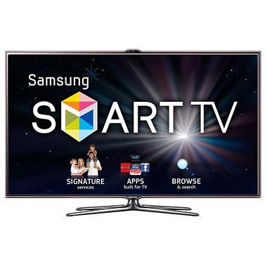 """55"""" Samsung 3D LED 1080p CMR 840 HDTV"""