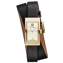 Women's Buddy Double Wrap Watch by Tory Burch