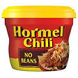 Hormel Plain Chili Micro Cup - 7.38 oz. Cup - 12 ct.