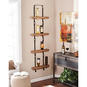 Cassidy Wall Mount Wine Storage