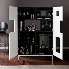 Eclipse Wine/Bar Cabinet