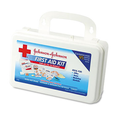 Johnson 98 Piece Office First Aid Kit