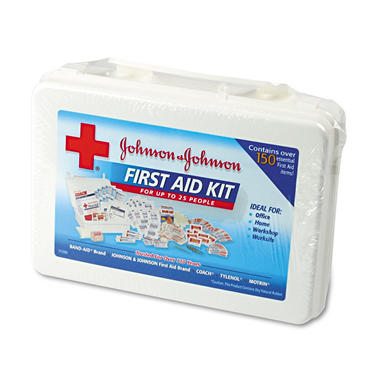 Johnson Nonmedicinal First Aid Kit