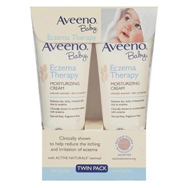 Aveeno Baby Eczema Therapy (2 pk.)