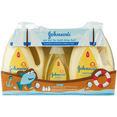 Johnson's Baby Head-to-Toe Wash (2 - 33.8 fl. oz., 1 - 9 fl. oz.)