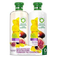 Herbal Essences Wild Naturals Shampoo & Conditioner (13.5 fl. oz., 2 pk)