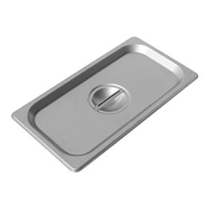Chef's Supreme Third Size Food Pan Lid