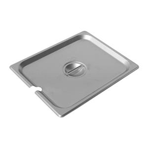 Chef's Supreme Half-Size Food Pan Lid, Slotted
