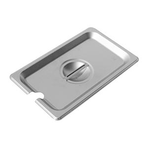 Chef's Supreme Fourth Size Food Pan Lid, Slotted