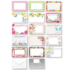 Seasonal Enclosure Card Assortment (1000 ct.)