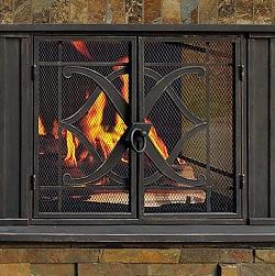 Sale Member 39 S Mark Heirloom Slate Wood Burning Fireplace
