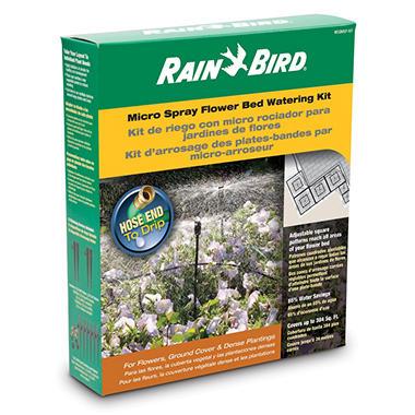 Rain Bird Flower Bed Water Kit