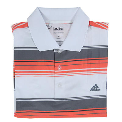 Adidas ClimaLite Men's Golf Polo (Assorted Colors)