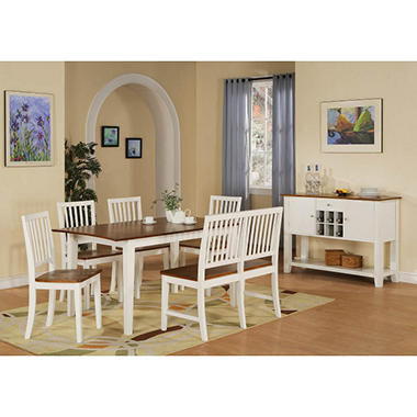 Holden Dining Set by Lauren Wells - 6 pc..